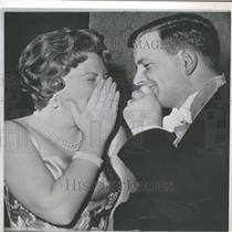 1962 Press Photo Princess Beatrix and H. Ter Haar