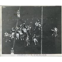 1968 Press Photo New Orleans Saints- Saints action shot. - nos01286