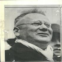 1933 Press Photo Maxim Litvinov Russian Soviet Diplomat
