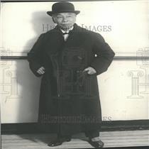 1926 Press Photo Baron Hayashi guardian Japan Chichibu - RRY25929