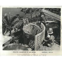 1968 Press Photo Las Brisas at Acapulco has 250 rooms.