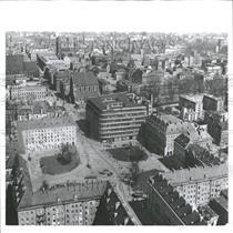 1962 Press Photo Wroclaw Poland