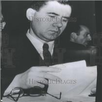 1946 Press Photo Andrei Gromyko Soviet Statesman Russia
