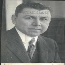 1928 Press Photo Mexican President Adolfo De La Hureta