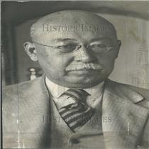 1931 Press Photo Count Hirotaro Hayashi - RRY27091