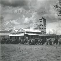 1965 Press Photo Fabrica De Cafe Soluble El Salvador