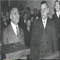 1937 Press Photo Fritz Kuhn German politician.