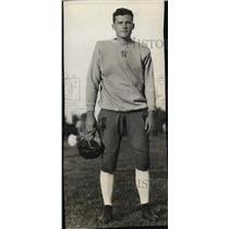 1929 Press Photo Phil Moffat, Stanford halfback - orc00009