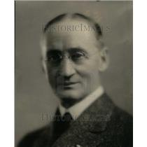 1926 Press Photo Walter Dill Scott applied psychologist