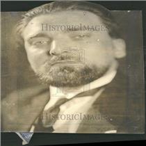 1926 Press Photo Dino Grandi Italian Fascist Politician