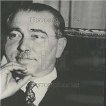 1929 Press Photo Turkish Ambassador, Ali Fethy Bey