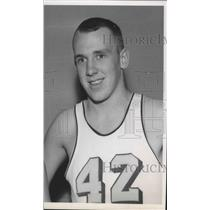 1964 Press Photo University High basketball player, Charlie Cox - sps00802