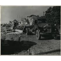 1947 Press Photo Parade Preparation in Alexander City, Alabama - abnx00738