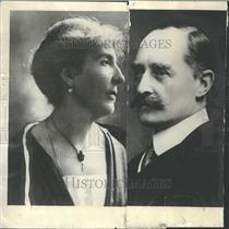 1920 Press Photo Esme Howard Ambassador Britain Chicago