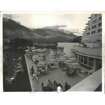 1954 Press Photo Hotel Tamanaco, Caracas, Venezuela - ftx01915