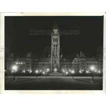 1942 Press Photo House of Commons Building, Ottawa, Ontario - ftx01938