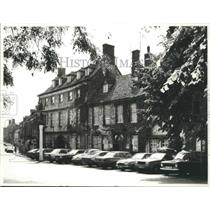 Press Photo The Bear Hotel, Woodstock, England - ftx01958
