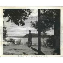 1942 Press Photo Rio de Janiero, Brazil Concentration Camps - ftx02085