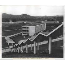1956 Press Photo University of Panama Buildings - ftx02140