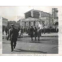 1954 Press Photo Moscow, Russia Bolshoi Theater - ftx02208