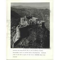 Press Photo Citadelle of Henri Christophe, Haiti - ftx02244