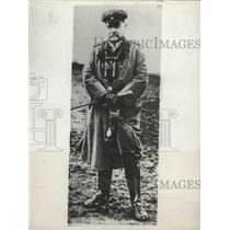 1934 Press Photo President Paul von Hindenburg in World War I - ftx02587