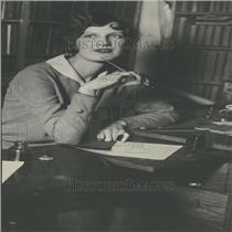 1929 Press Photo Mrs. Marcelus S. Merrill