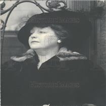 1918 Press Photo Mrs. Edward Leach of New York City - RRY27455