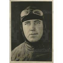 1925 Press Photo Maj.William N.Hensley Jr., Commanding Office of Mitchell Field