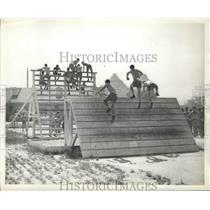 1942 Press Photo Training at Maxwell Field Air Force Base in Montgomery, Alabama