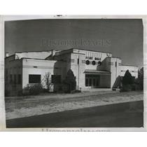 1951 Press Photo National Guard Fort Dale in Ozark, Alabama - abnx01413