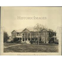 1932 Press Photo John A. Andrews Memorial Hospital at the Tuskegee Institute