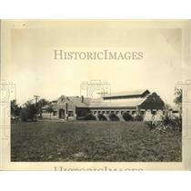 1932 Press Photo Dairy Barn of Agricultural Dept. at Tuskegee Institute