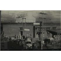 1928 Press Photo Hugh S. Jackman - Manager , Spokane Poultry Farmers Association