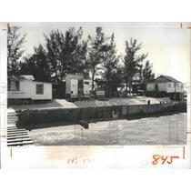 1914 Press Photo House plants trees location design - RRY32849