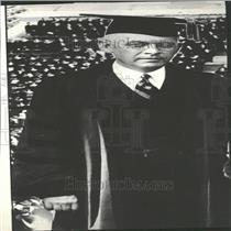 1934 Press Photo Harold Willis Dodds Pres. Princeton