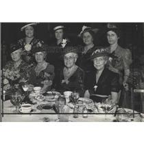 1939 Press Photo Denver Press Council Past Presidents