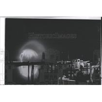 1963 Press Photo US Minutemen Missiles