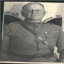 1923 Press Photo Brig Gen Joseph C Castner Officer