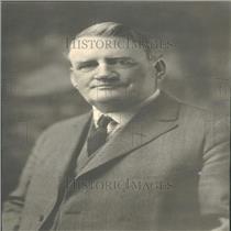 1930 Press Photo Judge Neil F. Graham Judicial District