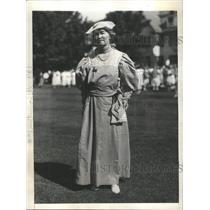 1931 Press Photo Mrs Dwight Morrow senator wife Charles