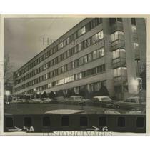 1968 Press Photo St. Margaret's Catholic Hospital in Montgomery, Alabama