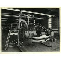 1981 Press Photo Enstrom's Copters - mja59534
