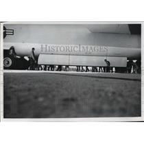 1965 Press Photo Bomb bay of a B-52 - mja61926