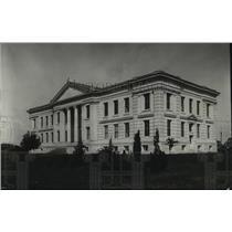 1913 Press Photo Clinedinst American University in Washington D.C. - spx17404