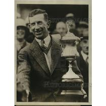 1929 Press Photo Sloan Morpeth wins Victoria Australia Amateur golf - sbs05022