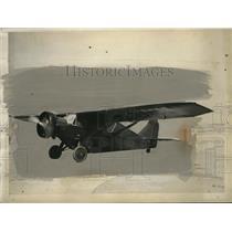 1931 Press Photo Plane of Clyde Pangborn, Hugh Herndon Jr. Round-World Flight