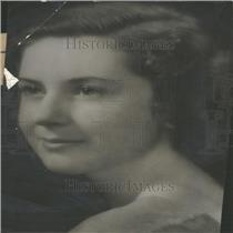 1935 Press Photo Gayeties Miss Virginia Smith Ponce