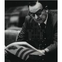 1978 Press Photo John McGuire, Coach of Racine St. Catherine's Angels