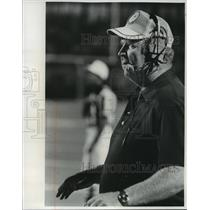 1979 Press Photo Longtime Packer Coach Dave Hanner Fired - mja58578